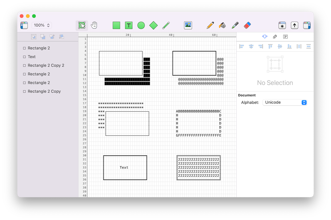 Monodraw for macos helftone oh you can add shadows too last but not least custom attachment points will help you attach your lines at exactly the right place ccuart Gallery